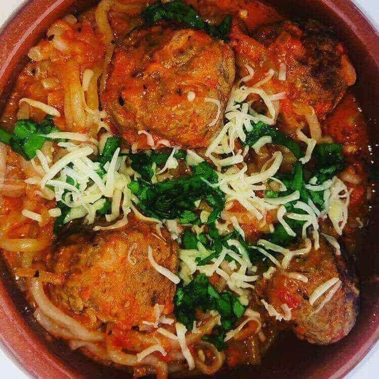 Köttbullar i tomatsås - PurePasta
