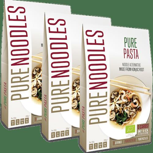 Pure Noodles 10 pack