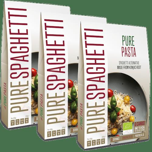 Pure Spaghetti 10 pack